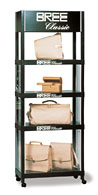 Reference display racks A08