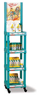Reference display racks A36