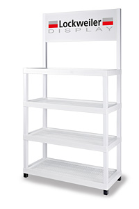 Display racks – floor-standing units